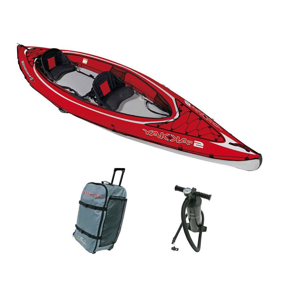 kayak bic yakkair hp2 2014 canoe gonflable. Black Bedroom Furniture Sets. Home Design Ideas